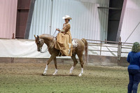 270 - Arabian Ladies Side Saddle