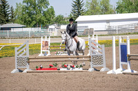 609 - AHA Hunter Seat Medal Over Fences JTR